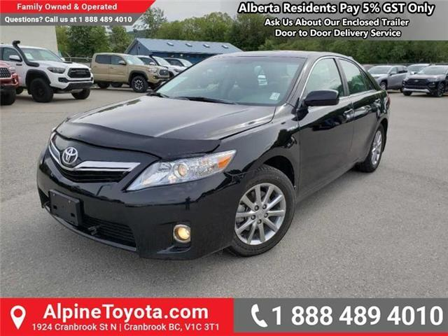 2011 Toyota Camry Hybrid Base (Stk: D08880N) in Cranbrook - Image 1 of 15