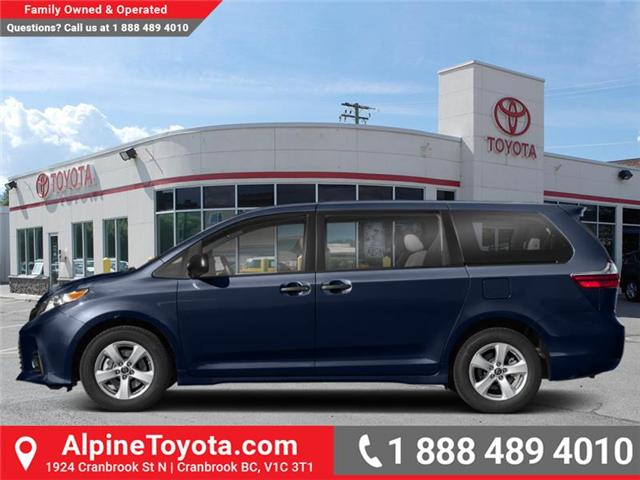 2020 Toyota Sienna XLE 7-Passenger (Stk: S230226) in Cranbrook - Image 1 of 1