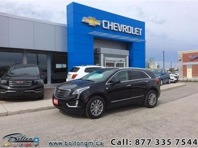 2017 Cadillac XT5 Luxury (Stk: 1252P) in BOLTON - Image 1 of 20