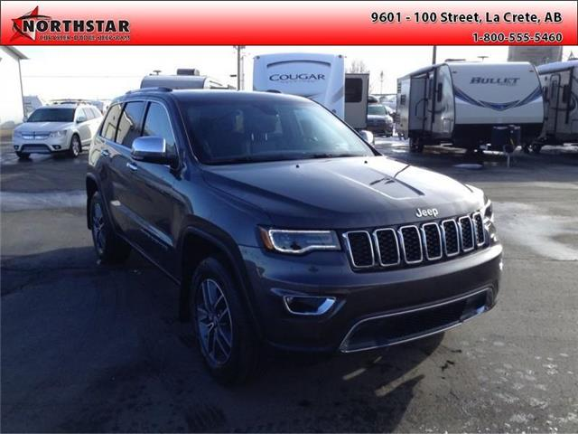 2018 Jeep Grand Cherokee Limited (Stk: RU059) in  - Image 4 of 12
