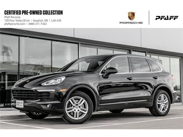 2016 Porsche Cayenne w/ Tip (Stk: U7864) in Vaughan - Image 1 of 21