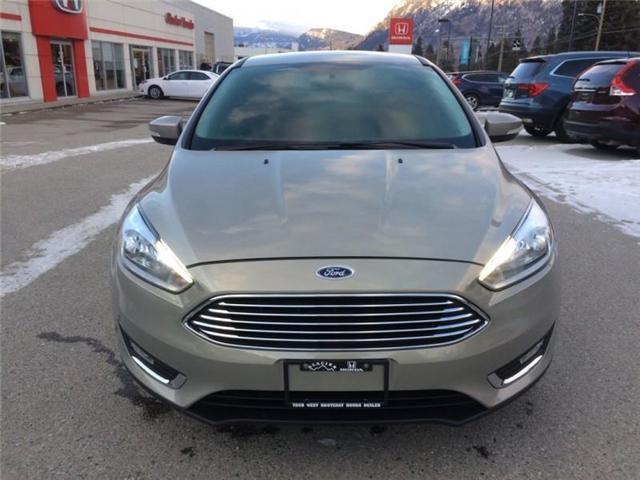 2016 Ford Focus Titanium (Stk: 9-1202-A) in Castlegar - Image 2 of 26