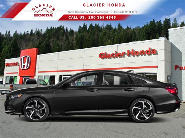 2019 Honda Accord Sport 1.5T (Stk: A-2396-0) in Castlegar - Image 1 of 1