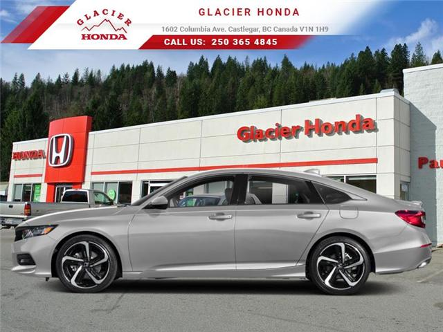 2019 Honda Accord Sport 1.5T (Stk: A-3480-0) in Castlegar - Image 1 of 1