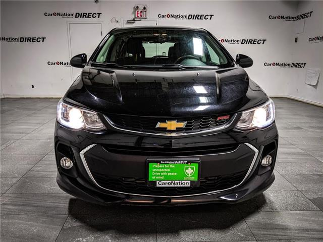 2018 Chevrolet Sonic LT Auto (Stk: DRD2410) in Burlington - Image 2 of 35