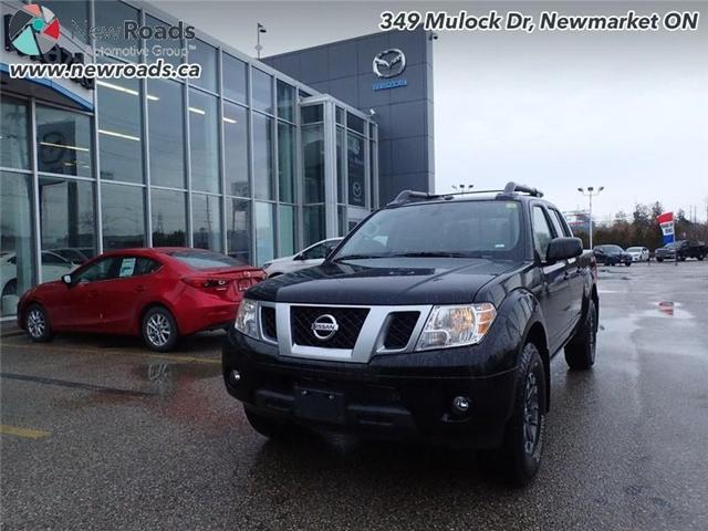 2019 Nissan Frontier Crew Cab PRO-4X Standard Bed 4x4 Auto (Stk: 14137) in Newmarket - Image 1 of 30