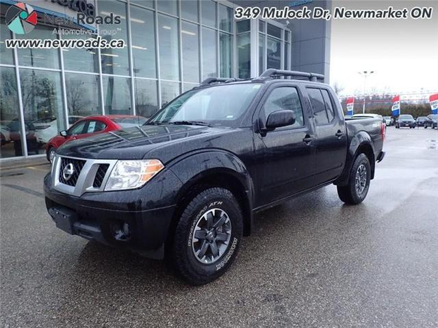 2019 Nissan Frontier Crew Cab PRO-4X Standard Bed 4x4 Auto (Stk: 14137) in Newmarket - Image 2 of 30