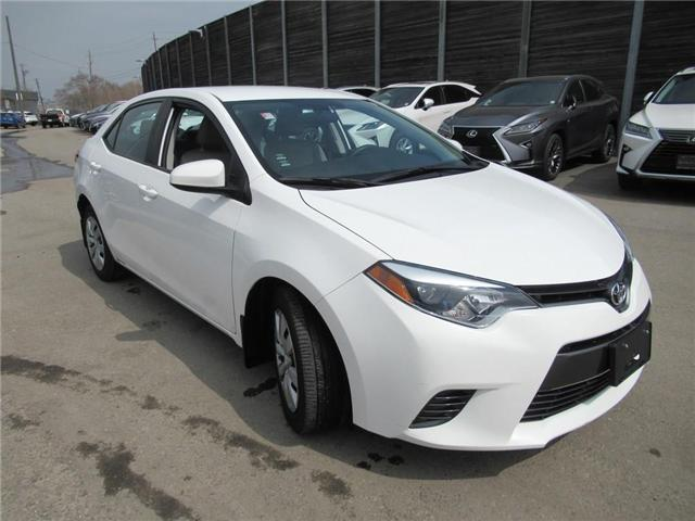 2016 Toyota Corolla LE (Stk: 16055A) in Toronto - Image 3 of 13