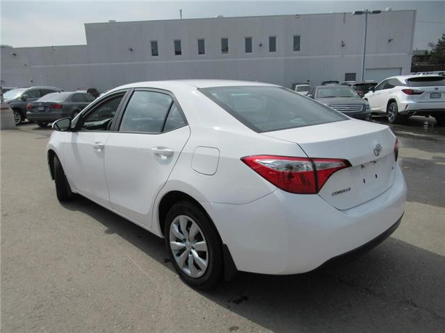 2016 Toyota Corolla LE (Stk: 16055A) in Toronto - Image 6 of 13