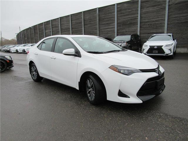 2018 Toyota Corolla LE (Stk: 16157A) in Toronto - Image 1 of 12