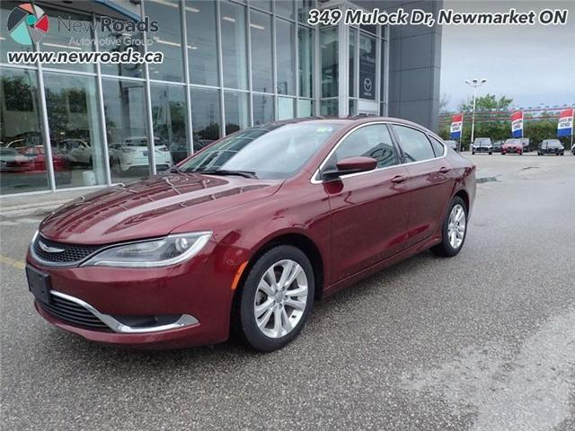 2015 Chrysler 200 LX (Stk: 41026A) in Newmarket - Image 2 of 30