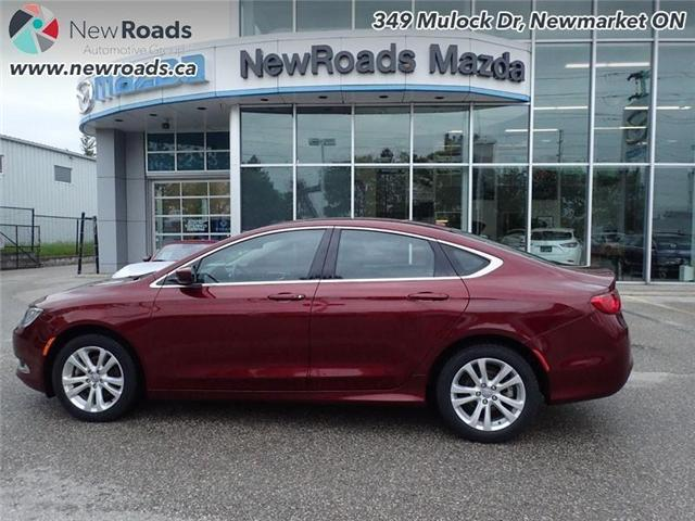 2015 Chrysler 200 LX (Stk: 41026A) in Newmarket - Image 3 of 30