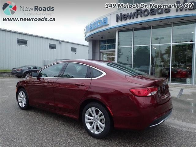 2015 Chrysler 200 LX (Stk: 41026A) in Newmarket - Image 4 of 30