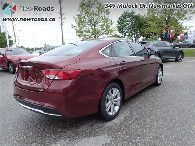 2015 Chrysler 200 LX (Stk: 41026A) in Newmarket - Image 8 of 30