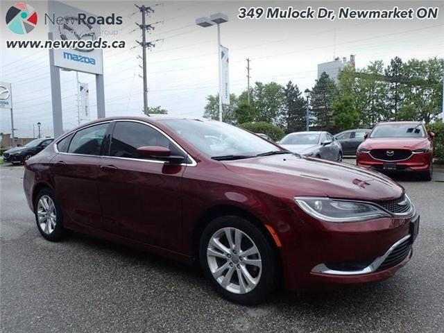 2015 Chrysler 200 LX (Stk: 41026A) in Newmarket - Image 10 of 30