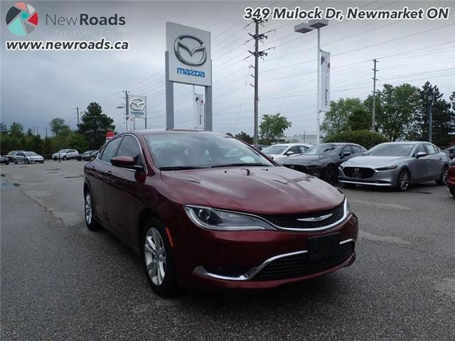 2015 Chrysler 200 LX (Stk: 41026A) in Newmarket - Image 11 of 30