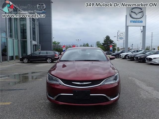 2015 Chrysler 200 LX (Stk: 41026A) in Newmarket - Image 12 of 30