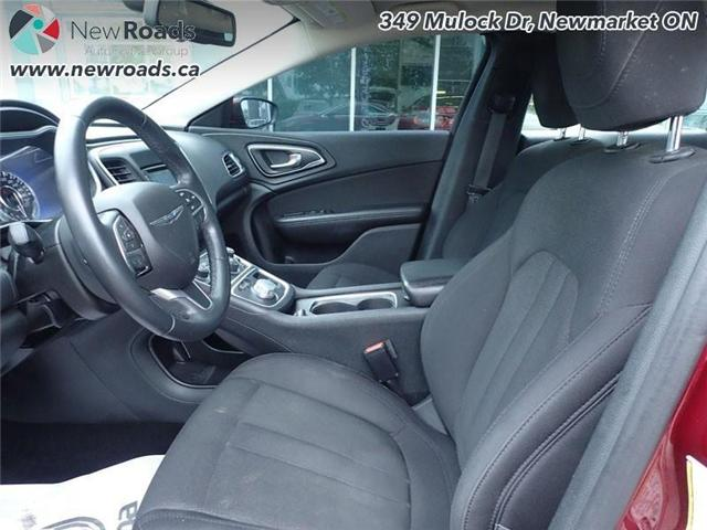 2015 Chrysler 200 LX (Stk: 41026A) in Newmarket - Image 14 of 30