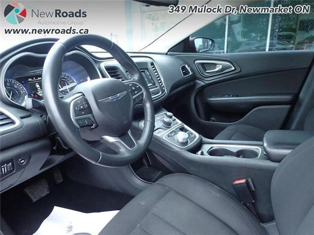 2015 Chrysler 200 LX (Stk: 41026A) in Newmarket - Image 15 of 30
