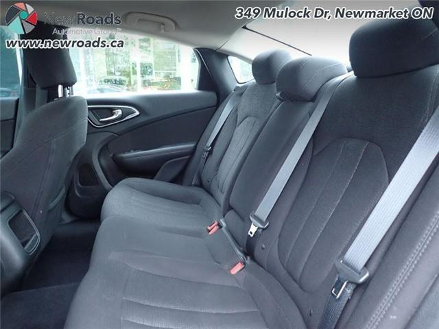 2015 Chrysler 200 LX (Stk: 41026A) in Newmarket - Image 24 of 30