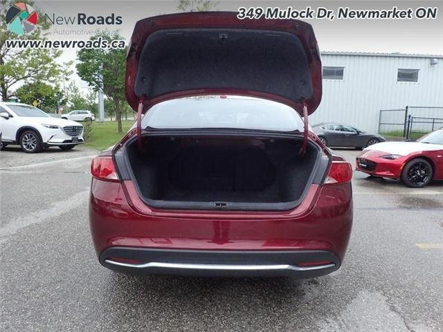 2015 Chrysler 200 LX (Stk: 41026A) in Newmarket - Image 26 of 30