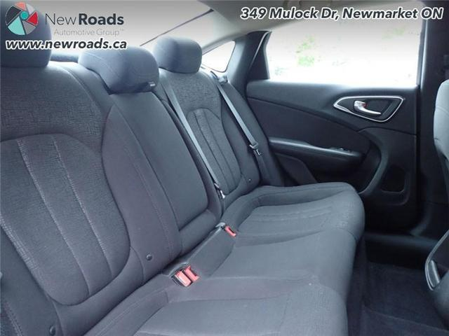 2015 Chrysler 200 LX (Stk: 41026A) in Newmarket - Image 30 of 30