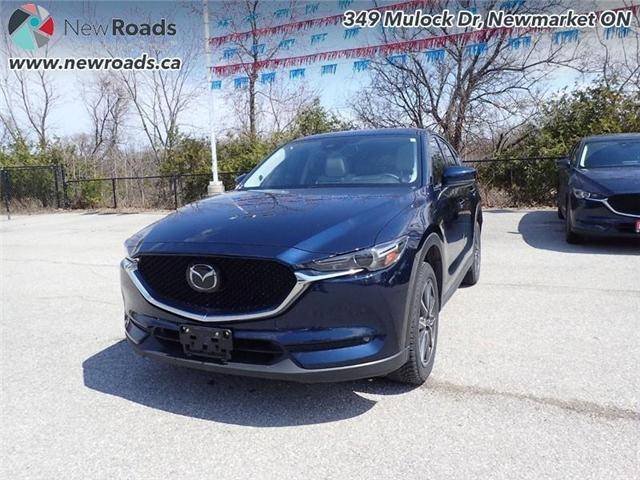 2018 Mazda CX-5 GT (Stk: 14179) in Newmarket - Image 1 of 14