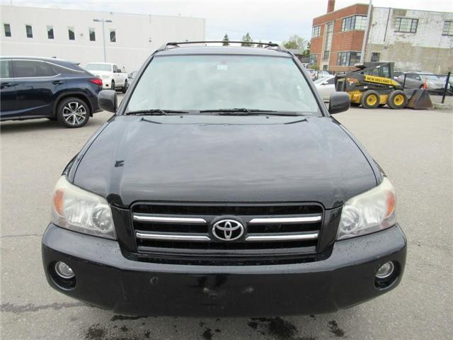 2006 Toyota Highlander - (Stk: 78638A) in Toronto - Image 2 of 15