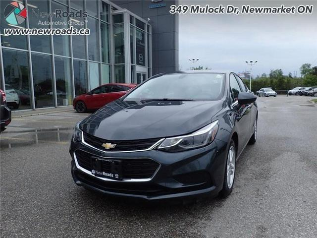 2017 Chevrolet Cruze LT (Stk: 14190) in Newmarket - Image 1 of 30