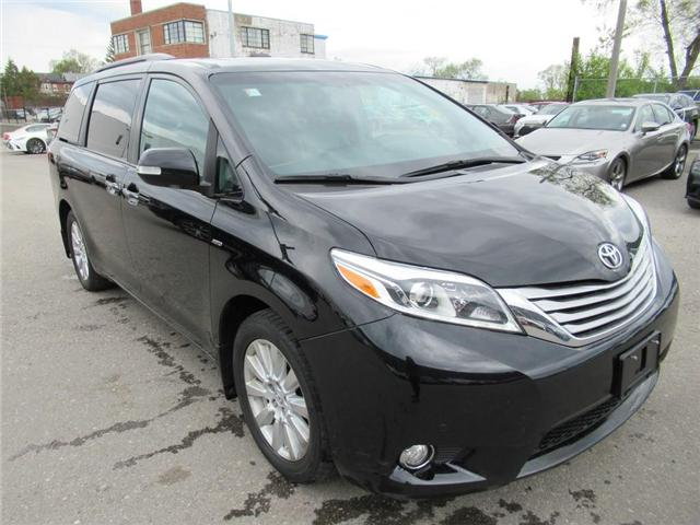 2017 Toyota Sienna LE 7 Passenger (Stk: 16193A) in Toronto - Image 1 of 30