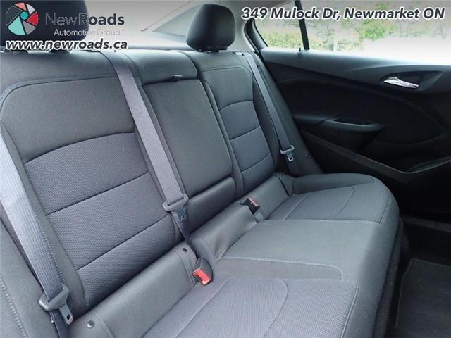 2017 Chevrolet Cruze LT (Stk: 14190) in Newmarket - Image 21 of 30