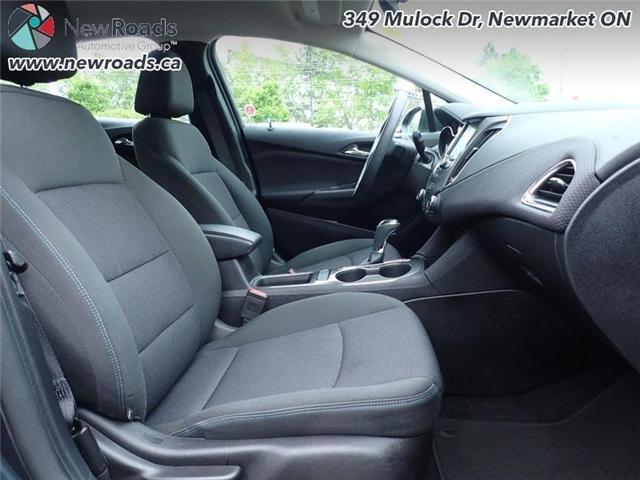 2017 Chevrolet Cruze LT (Stk: 14190) in Newmarket - Image 22 of 30