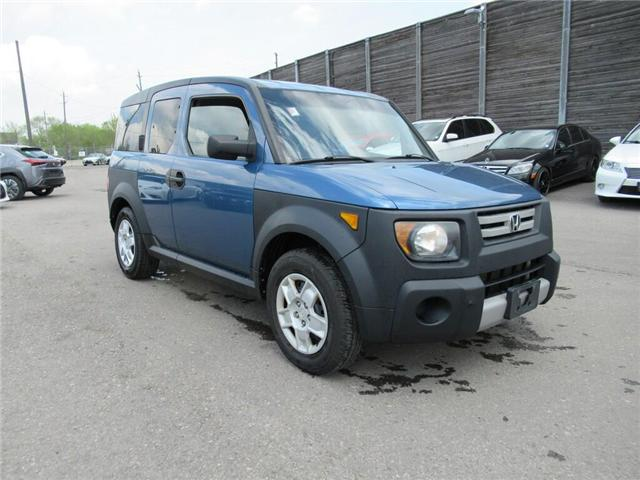 2007 Honda Element LX (Stk: 16213A) in Toronto - Image 1 of 13