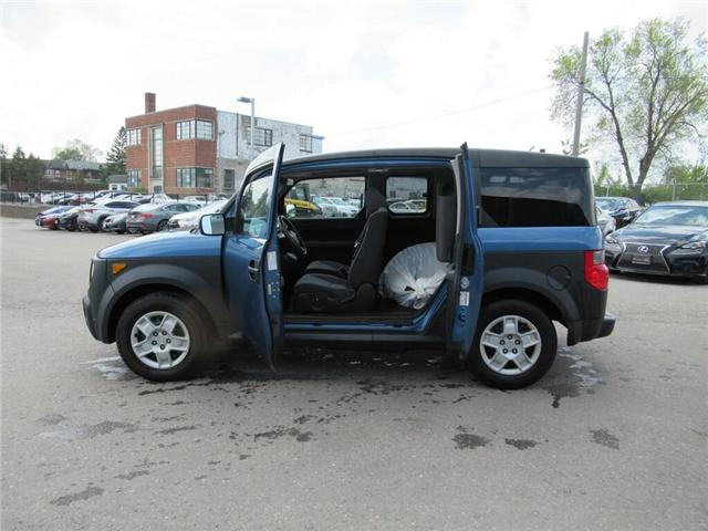 2007 Honda Element LX (Stk: 16213A) in Toronto - Image 2 of 13