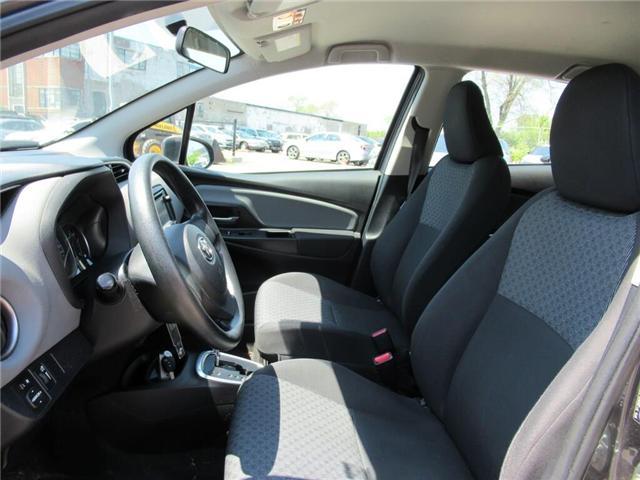 2015 Toyota Yaris  (Stk: 16220A) in Toronto - Image 2 of 13