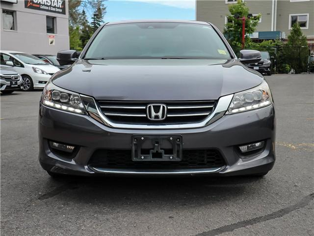 2014 Honda Accord Touring (Stk: H7707-0) in Ottawa - Image 2 of 27