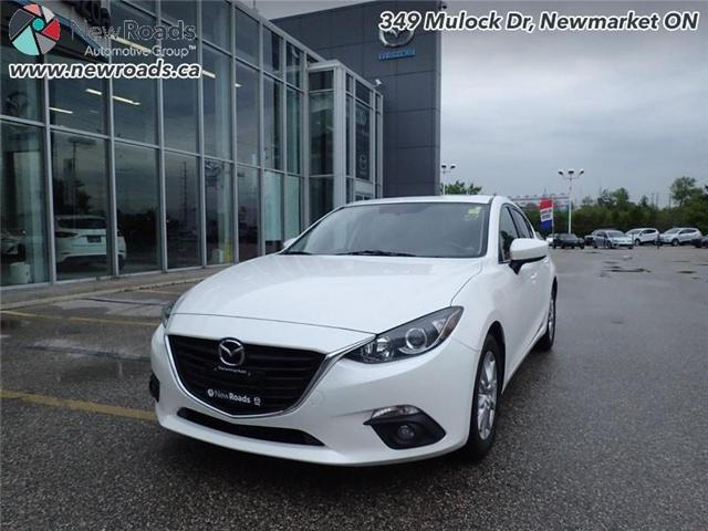 2015 Mazda Mazda3 GS (Stk: 14201) in Newmarket - Image 1 of 30