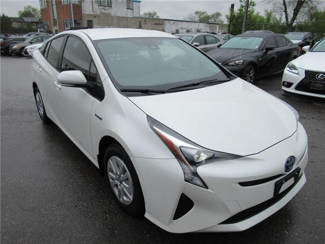 2018 Toyota Prius Base (Stk: 16176A) in Toronto - Image 1 of 28