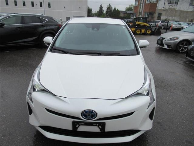 2018 Toyota Prius Base (Stk: 16176A) in Toronto - Image 2 of 28