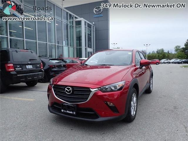 2019 Mazda CX-3 GS (Stk: 41146A) in Newmarket - Image 1 of 30