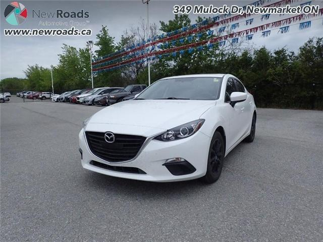 2016 Mazda Mazda3 GS (Stk: 41022A) in Newmarket - Image 1 of 14