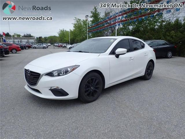 2016 Mazda Mazda3 GS (Stk: 41022A) in Newmarket - Image 2 of 14