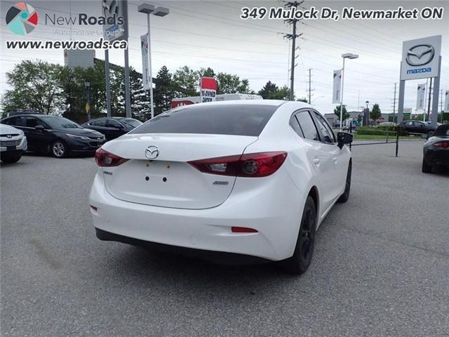 2016 Mazda Mazda3 GS (Stk: 41022A) in Newmarket - Image 7 of 14