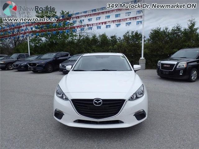 2016 Mazda Mazda3 GS (Stk: 41022A) in Newmarket - Image 12 of 14