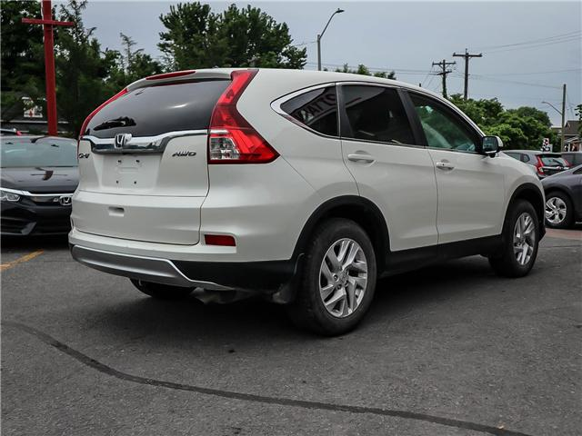2016 Honda CR-V EX (Stk: H7694-0) in Ottawa - Image 5 of 26