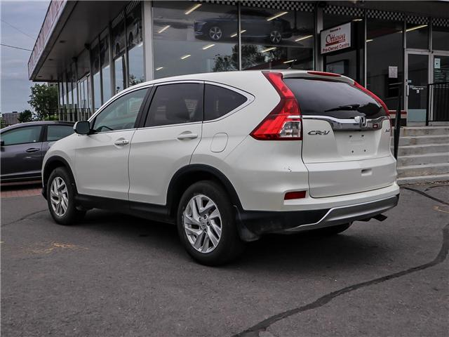 2016 Honda CR-V EX (Stk: H7694-0) in Ottawa - Image 7 of 26