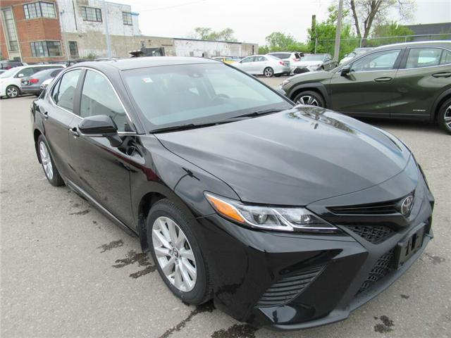 2018 Toyota Camry  (Stk: 16195A) in Toronto - Image 1 of 23
