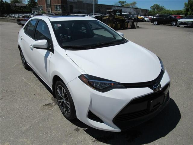 2018 Toyota Corolla  (Stk: 16237A) in Toronto - Image 1 of 27