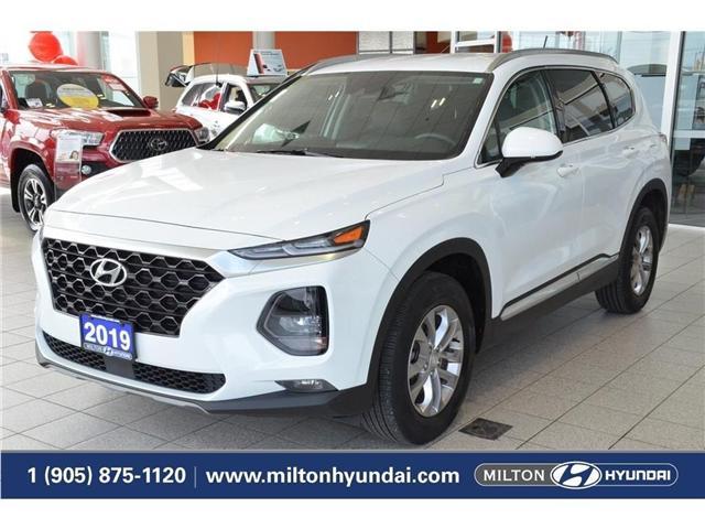 2019 Hyundai Santa Fe AWD (Stk: 006046) in Milton - Image 1 of 37