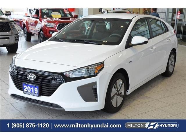 2019 Hyundai Ioniq Hybrid  (Stk: 115540) in Milton - Image 1 of 38